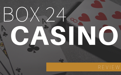 Box 24 – Online 18+ Casino Review